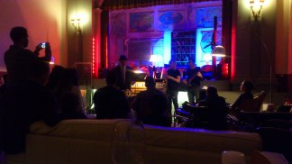 Open mic at Musso every first Wed - good timing